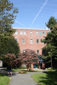 Legal Services Center building